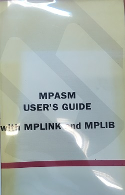 MPASM User s Guide with MPLINK and MPLIB