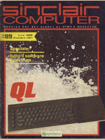 Sinclair Computer Anno 1 n.09, dicembre 1984 (Systems)
